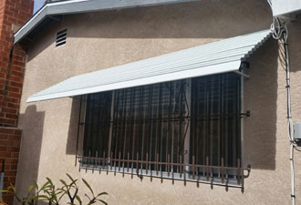Affordable Window Awnings & Door Hoods