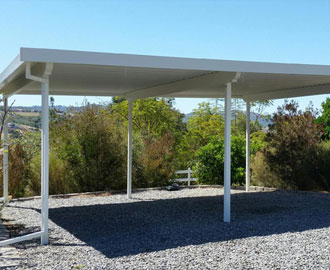Aluminum Carport Cover Seller