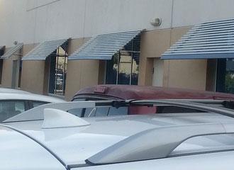 Commercial Patio Covers, Window Awnings, Door Hoods ...