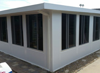 San Diego Patio Room Enclosures