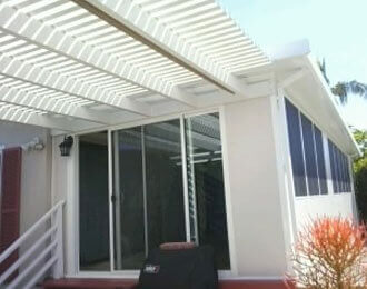San Marcos Insulated Patio Rooms