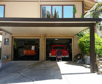 Chula Vista Durable Carports Designs