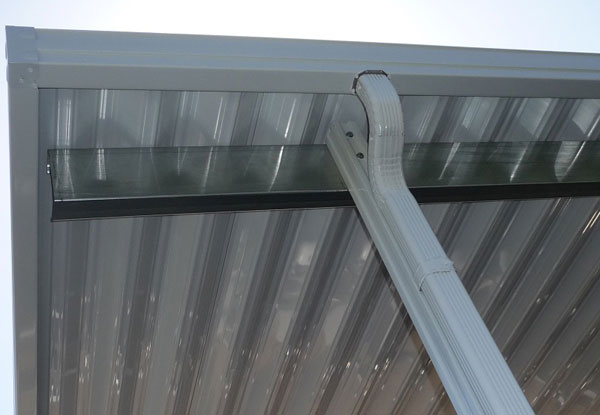 Commercial Aluminum Patio Cover