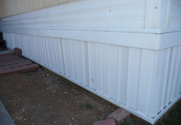 Home Vinyl Skirting Chula Vista