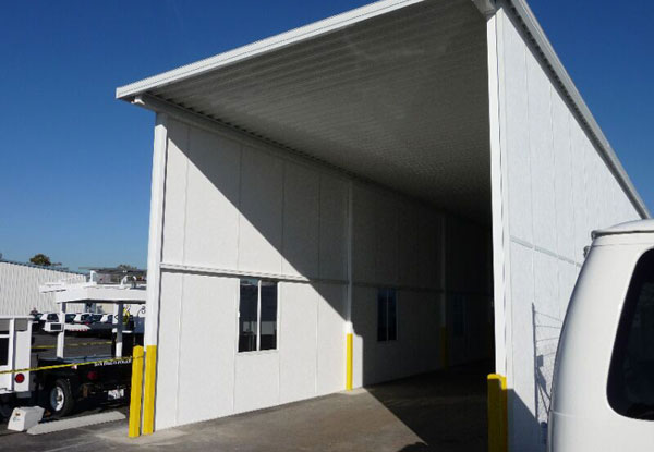 Commercial Free Standing Carport Design