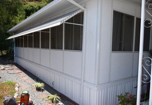 Chula Vista Ca Aluminum Patio Covers Window Awnings Carports