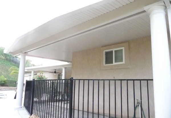 Rancho Bernardo Aluminum Patio Cover