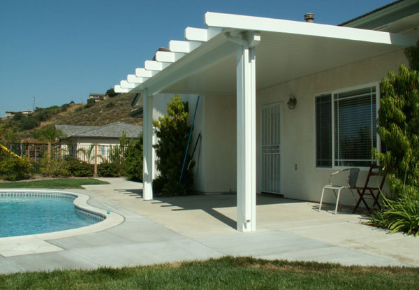 At Aluminum City, We Provide El Cajon Homeowners And Businesses With  Beautiful, No Maintenance, And Long Lasting Aluminum Patio Covers At Some  Of The Lowest ...