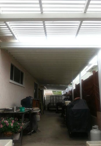 Solid & Lattice Patio Cover Experts