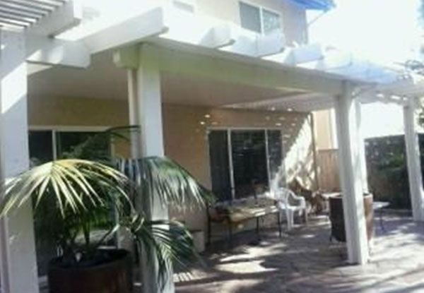 Chula Vista Patio Cover Service