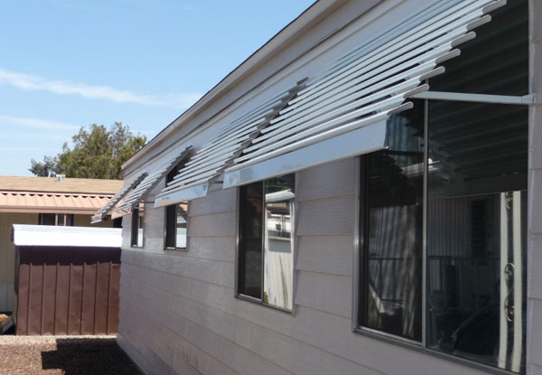 Bonita Aluminum Window Awning