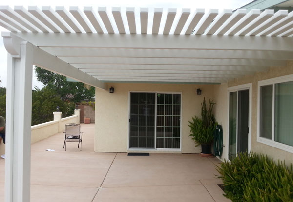 Aluminum city san diego ca gallery patio covers window for Car patio covers