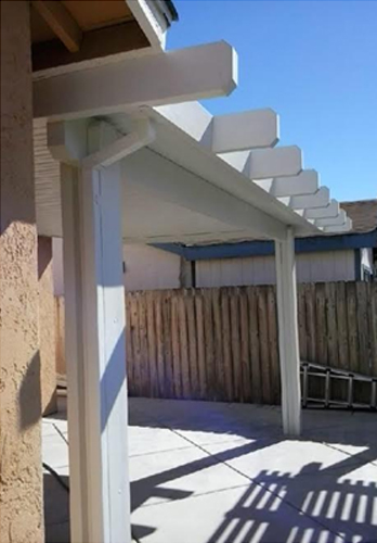 Outdoor BBQ Patio Cover