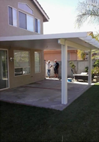 Temecula Insulated Aluminum Patio Covers