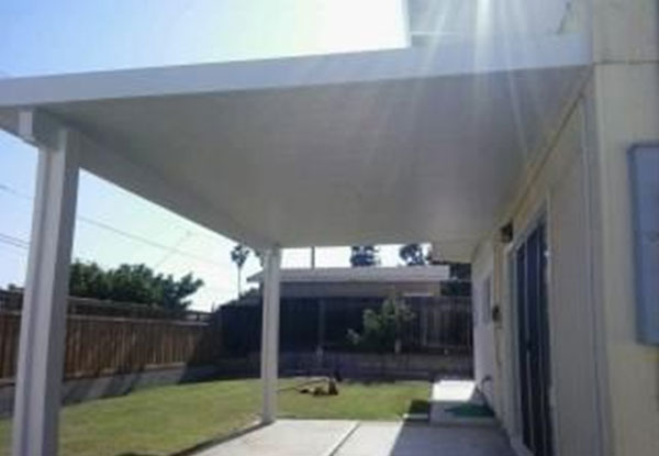 San Diego Solid Patio Cover
