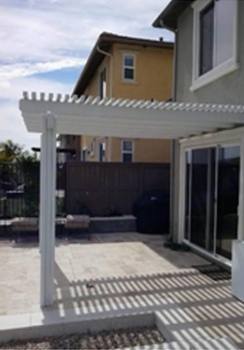 Residential Lattice Patio Cover Specialists