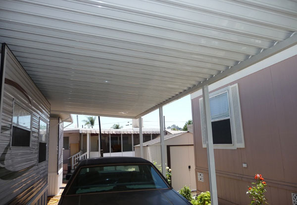 home awnings s awning mobile carport parts