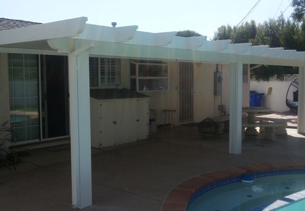 Home Outdoor Patio Cover Spring Valley