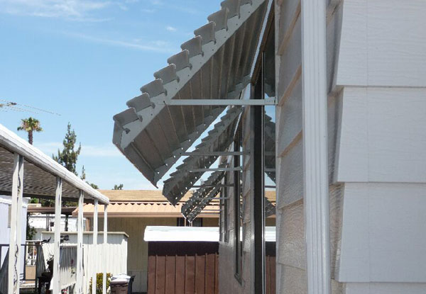 Competitively-Priced Aluminum Awnings and Door Hoods for Clients in San Diego County & Aluminum Window Awnings Door Hoods San Diego CA | Chula Vista La ...