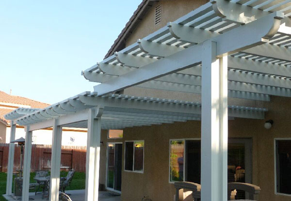 Mission Beach Ca Aluminum Patio Covers Window Awnings