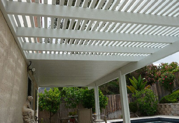 Aluminum Patio Covers For Chula Vista, CA Homes And Businesses. San Diego  ...