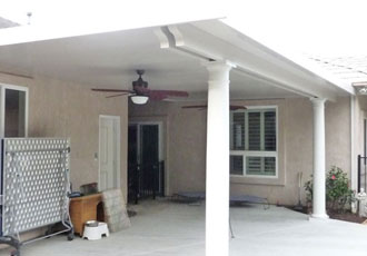Aluminum Insulated Patio Covers