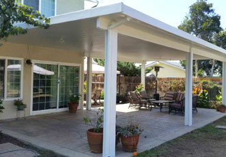 Aluminum Patio Cover Contractors
